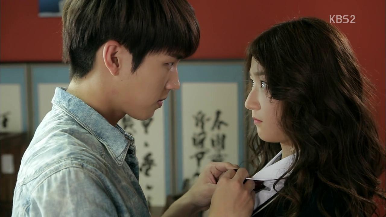 POV DISCUSSION: High School Love On Episode 2 – LEEJIN'S ...